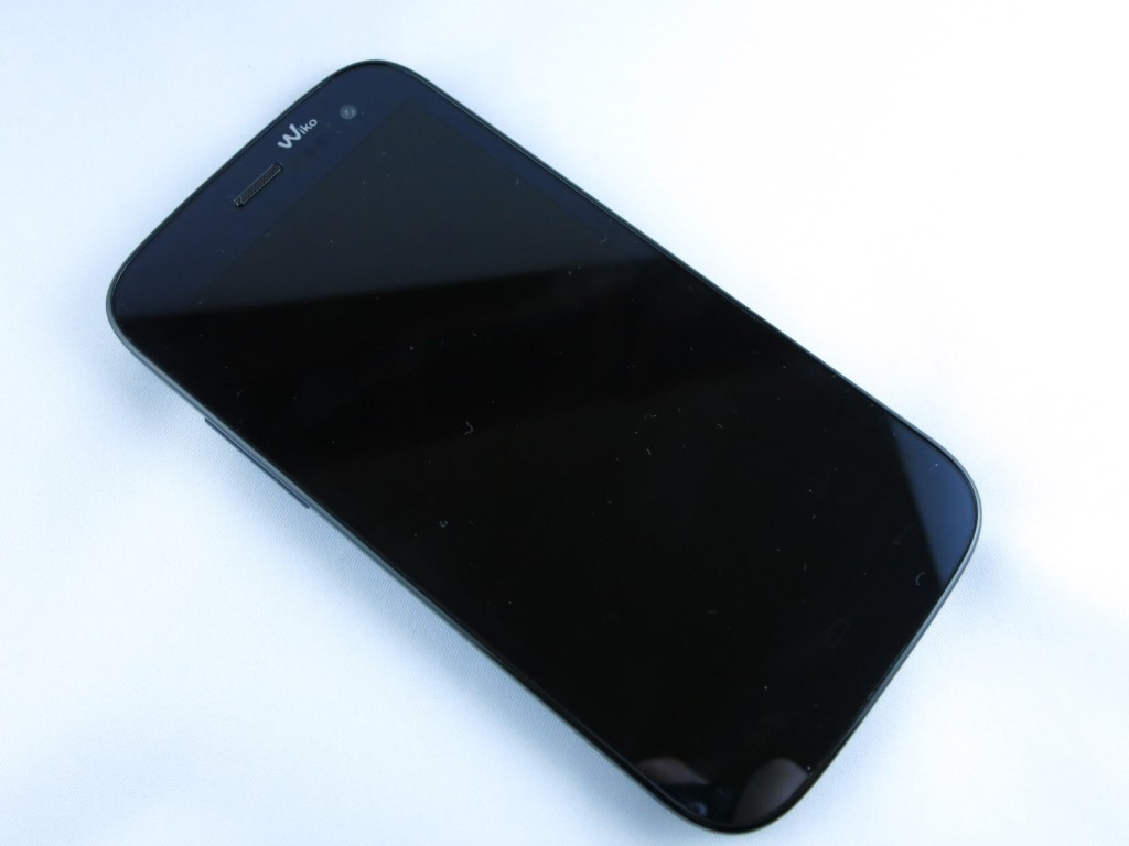 Wiko Darknight - Front