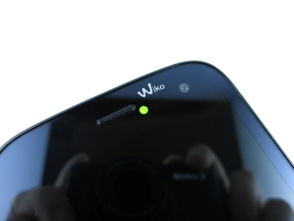 Wiko Darknight - Benachrichtigungs-LED