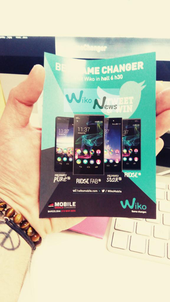 Wiko Highway Star 4g pure 4g