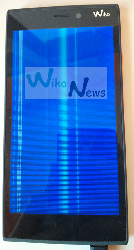 Wiko Ridge Root manuell 8