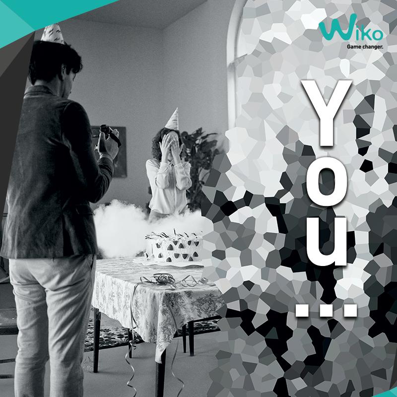 Der Teaser von Wiko Mobile