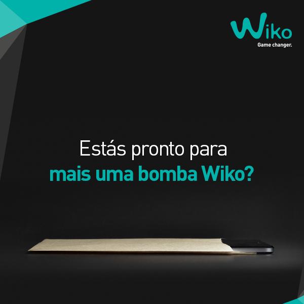 Der Teaser von Wiko España