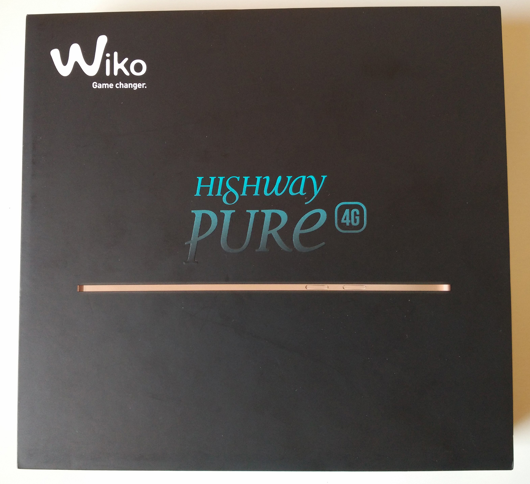 Wiko Highway Pure Test