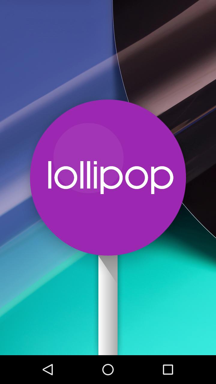 Wiko Highway Pure Lollipop Screenshot