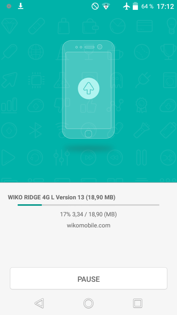 Wiko Ridge Update 13