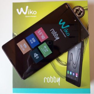 Wiko Robby Verpackung