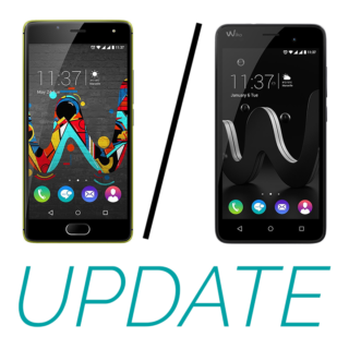 Wiko Jerry uFeel OTA Update